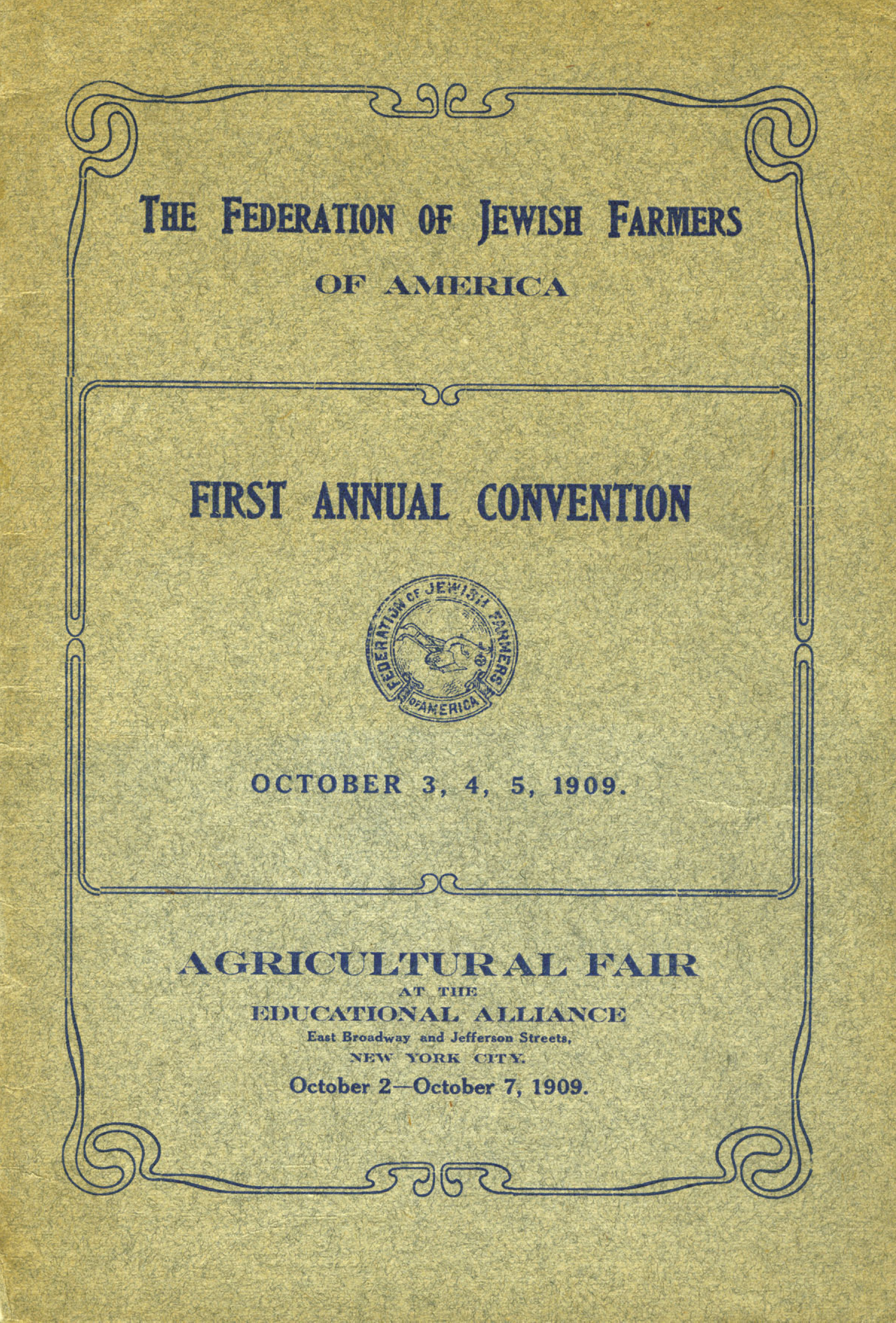 Jews and Agricultural Labor | Jewish Women's Archive