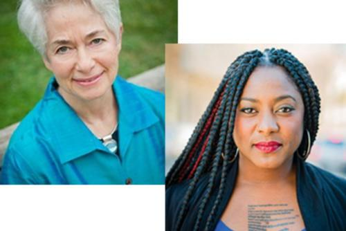 Heather Booth and Alicia Garza