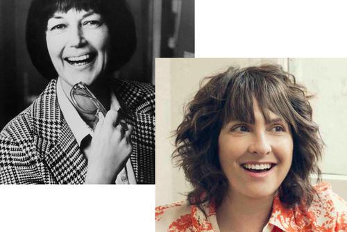 Fay Kanin and Jill Soloway Power Couples