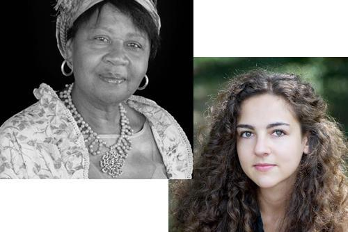 Jamaica Kincaid and Yelena Akhtiorskaya