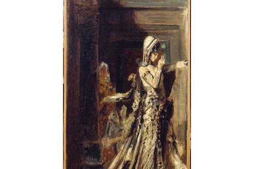 Salomé by Gustave Moreau, 1874-1876