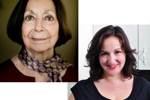 Cookbook Authors Claudia Roden and Deb Perelman