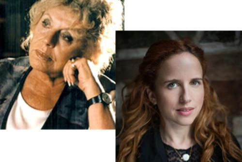 Shulamit Aloni and Stav Shaffir