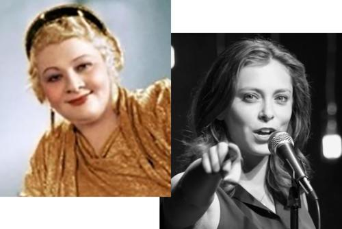 Power Couple Sophie Tucker and Rachel Bloom