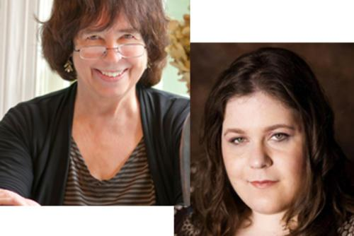 Power Couple Jane Yolen and Rachel Swirsky