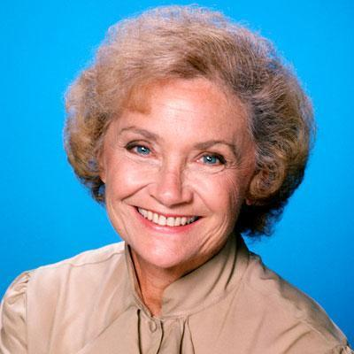 Estelle Getty, 1985