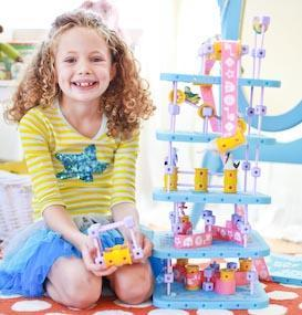 Goldie Blox Advertisement