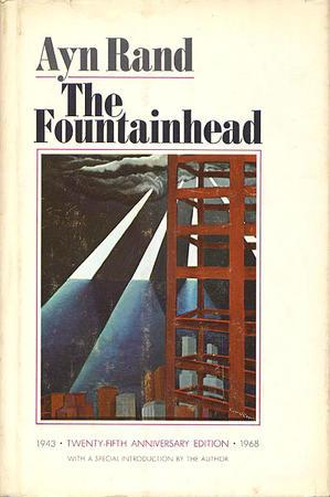 """The Fountainhead,"" by Ayn Rand"