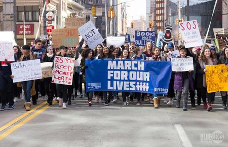 March for Our Lives, Pittsburgh, March 2018