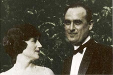 Edith Rosenwald Stern and Edgar Bloom Stern