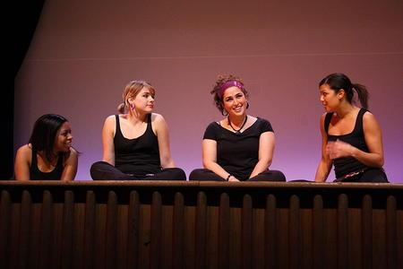 """The Vagina Monologues"" Performed at Tufts University, 2006"