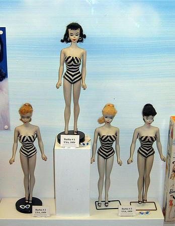 First Edition Barbie Dolls