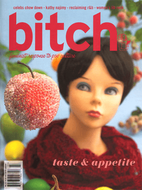 Bitch Magazine Front Cover