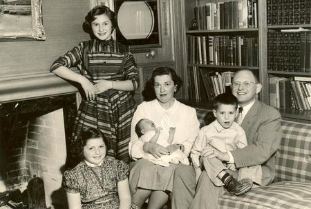 The Brachman Family, 1954