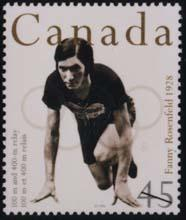 Canadian Postal Stamp