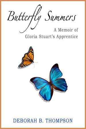 """Butterfly Summers"" Front Cover By Deborah Thompson"