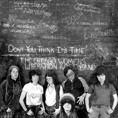 Chicago Women's Liberation Union Rock Band