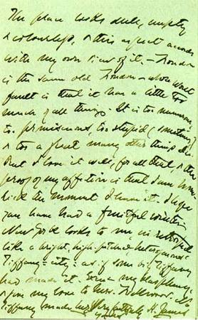 Letter from Henry James to Emma Lazarus, February 5, 1884, page 3