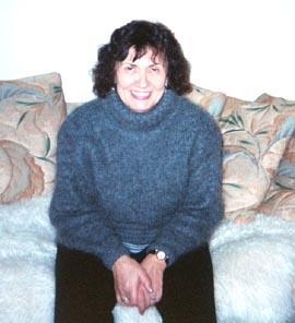 Galina Nizhnikov Veremkroit,  January 12, 2003