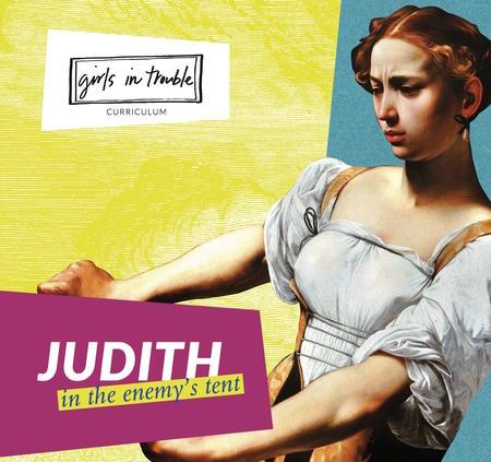 "Cover Art for ""Judith in the Enemy's Tent"""
