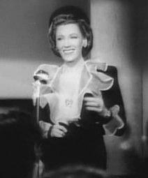 "Helen Menken in ""Stage Door Canteen,"" 1943"