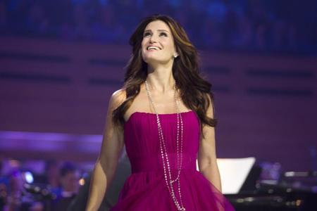 "Idina Menzel in her ""Barefoot at the Symphony"" Concert Tour"