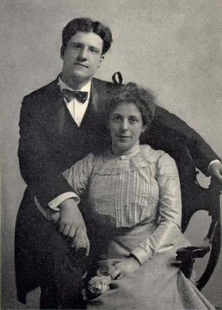 Justine Wise Polier's Parents, Stephen and Louise Wise
