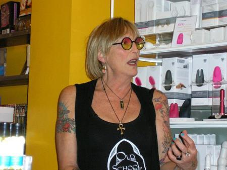 Kate Bornstein, Seattle, 2010