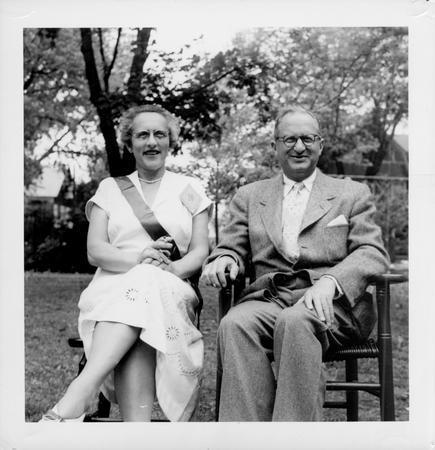Katharine A. Engel and Irving M. Engel