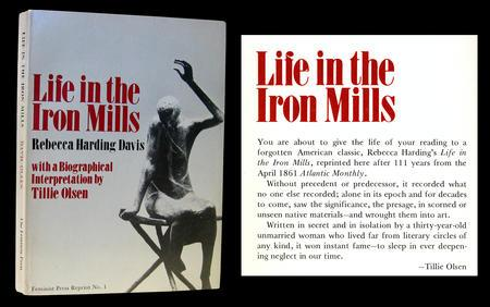 """Life in the Iron Mills"" by Rebecca Harding Davis"