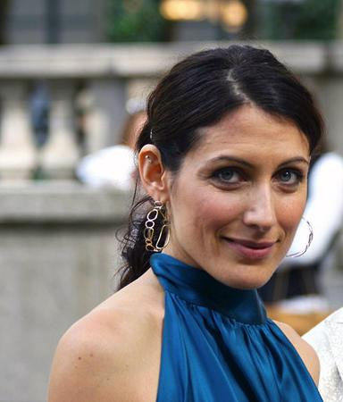 Lisa Edelstein, September 9, 2007