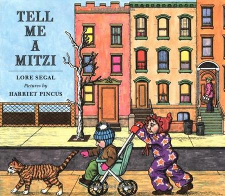 """Tell Me a Mitzi,"" by Lore Segal"