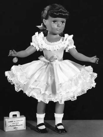 African American Doll Produced by the Alexander Doll Company