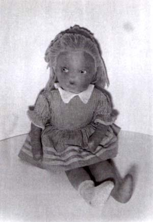 Alice in Wonderland Doll Produced by the Alexander Doll Company, circa 1930s