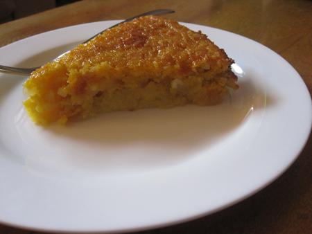 Gâteau à l'Orange (Orange Cake)