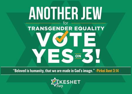 Another Jew for Yes on 3