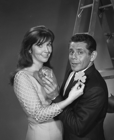 Anne Meara and Jerry Stiller, November 6, 1967