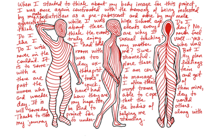 "Illustration from ""The Body Journey"""
