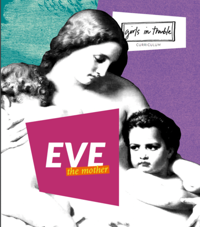 "Cover Art for ""Eve the Mother"""