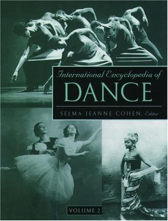 Selma Jeanne Cohen's Encyclopedia of Dance