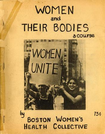 """Women and Their Bodies"" Coursebook, 1970"