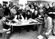 Susan Stamberg and NPR Staff, 1981