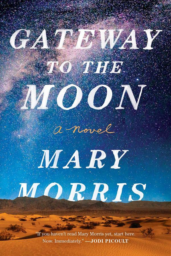 Book Cover Returns To Its Origins In >> The Origin Story Of Gateway To The Moon By Mary Morris Jewish
