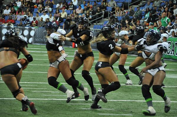 35d3664d5 1 Down and Yards to Go for the Lingerie Football League