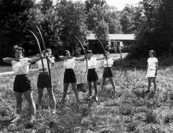 Summer Camping in the United States | Jewish Women's Archive
