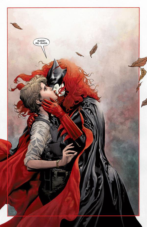 Assured, what kathy kane lesbian batwoman apologise, but