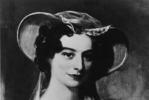 Rebecca Gratz Portrait by Thomas Sully