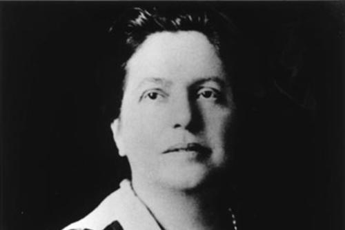 Lillian Wald Portrait